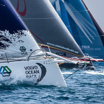Maricer Supplies Utility Services for Cardiff leg of Volvo Ocean Race